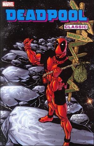 Deadpool Classic 6-A by Marvel
