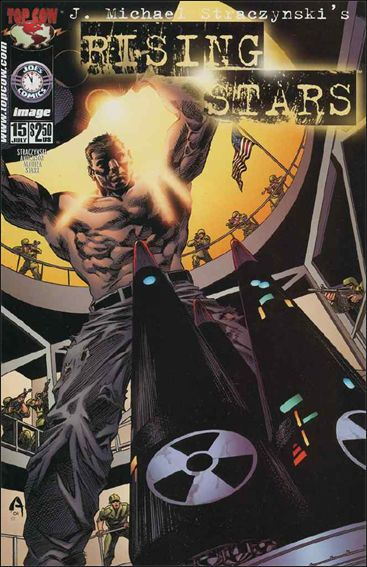 Rising Stars 15-A by Top Cow