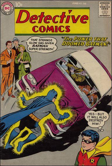 Detective Comics (1937) 268-A by DC