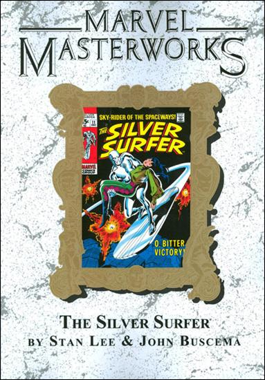 Marvel Masterworks: The Silver Surfer 2-B by Marvel