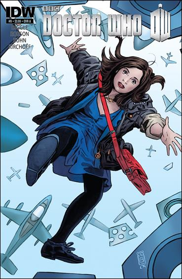 Doctor Who (2012) 9-A by IDW