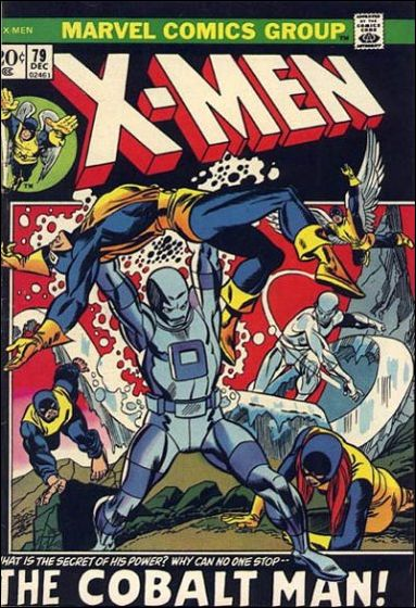 X-Men (1963) 79-A by Marvel