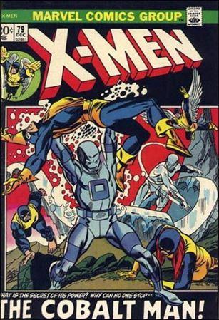 X-Men (1963) 79-A