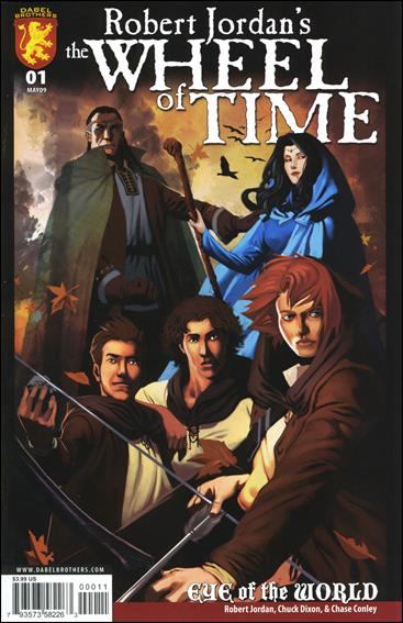 Robert Jordan's The Wheel of Time: Eye of the World (2009) 1-A by Dabel Brothers (DB) Productions