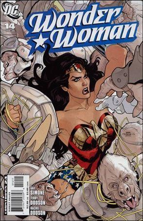 Wonder Woman (2006) 14-A