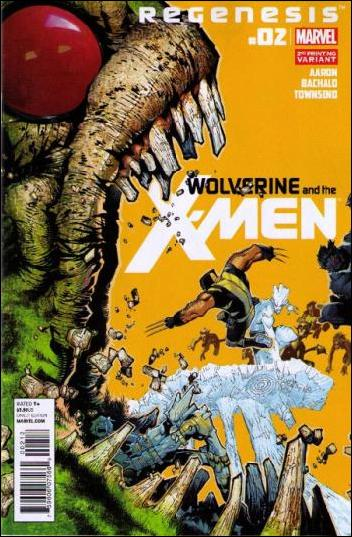 Wolverine & the X-Men (2011) 2-C by Marvel