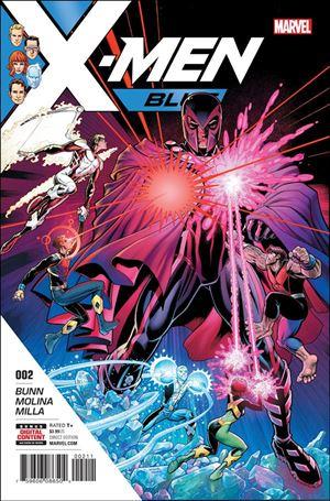 X-Men: Blue 2-A