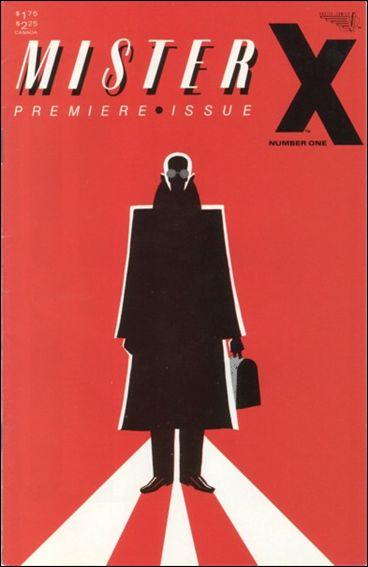 Mister X (1984) 1-A by Vortex Comics