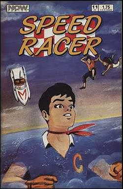 Speed Racer (1987) 11-A by Now Comics