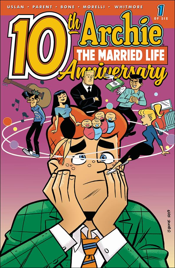 Archie: The Married Life - 10th Anniversary 1-B by Archie
