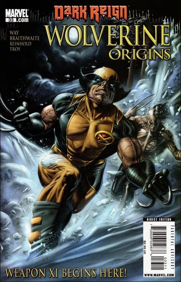 Wolverine: Origins 33-A by Marvel