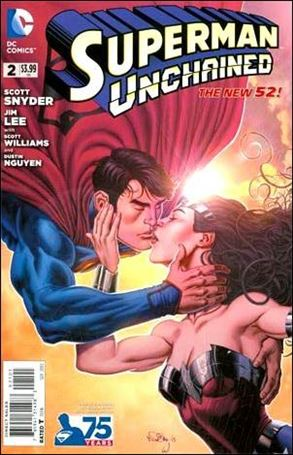 Superman Unchained 2-D