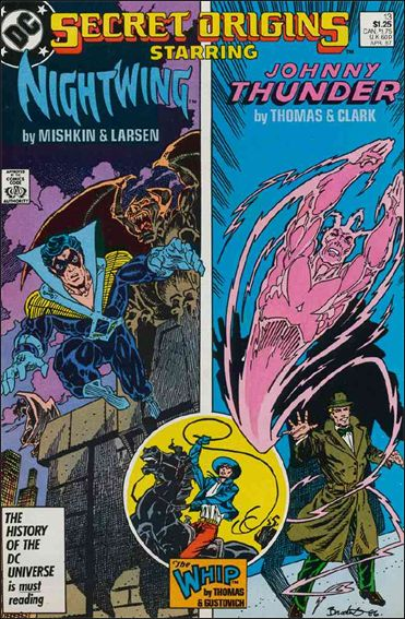 Secret Origins (1986) 13-A by DC
