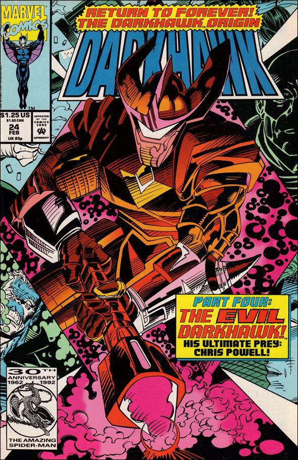 Darkhawk 24-A by Marvel