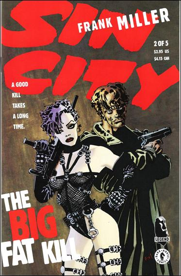 Sin City: The Big Fat Kill 2-A by Dark Horse