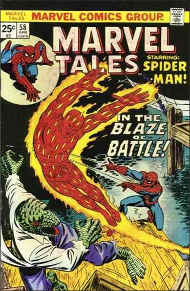 Marvel Tales (1966) 58-A by Marvel