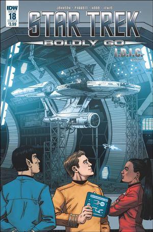 Star Trek: Boldly Go 18-B