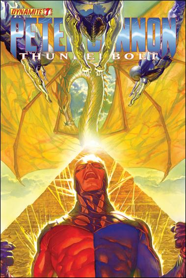 Peter Cannon: Thunderbolt 7-A by Dynamite Entertainment