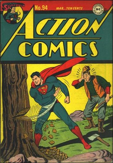 Action Comics (1938) 94-A by DC