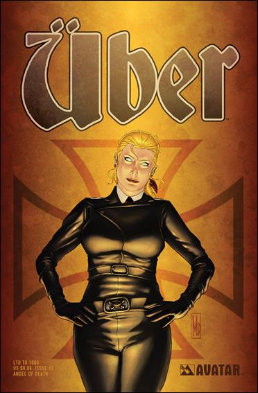 Uber 2-I by Avatar Press