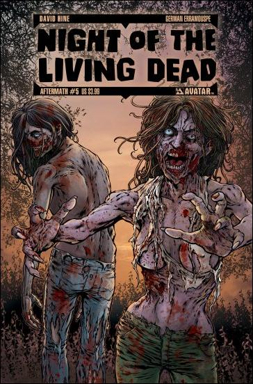 Night of the Living Dead: Aftermath (2012)  5-A by Avatar Press