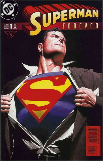 Superman Forever 1-B by DC
