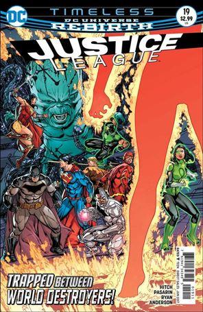 Justice League (2016) 19-A
