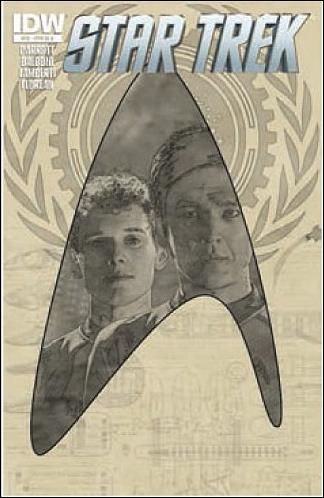 Star Trek (2011) 20-B by IDW