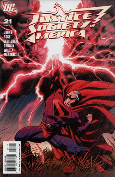Justice Society of America (2007) 21-B by DC