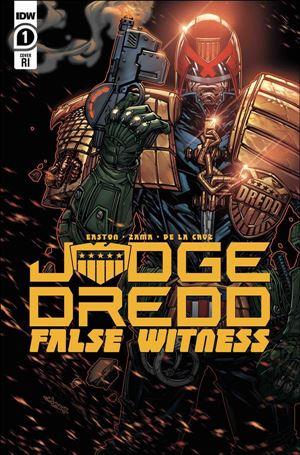 Judge Dredd: False Witness 1-B