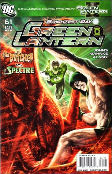 Green Lantern (2005) 61-B by DC