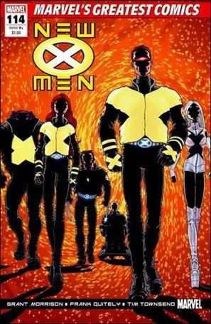New X-Men (2001) 114-B
