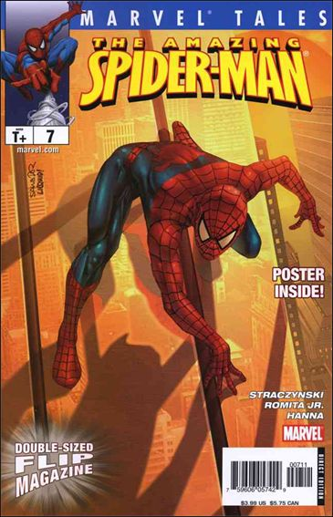 Marvel Tales Flip Magazine 7-A by Marvel