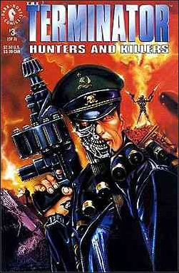 Terminator: Hunters and Killers 3-A by Dark Horse
