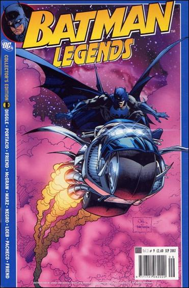 Batman Legends (2007) (UK) 9-A by Titan Magazines