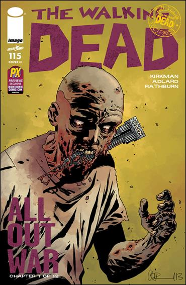 Walking Dead (2003) 115-O by Skybound Entertainment