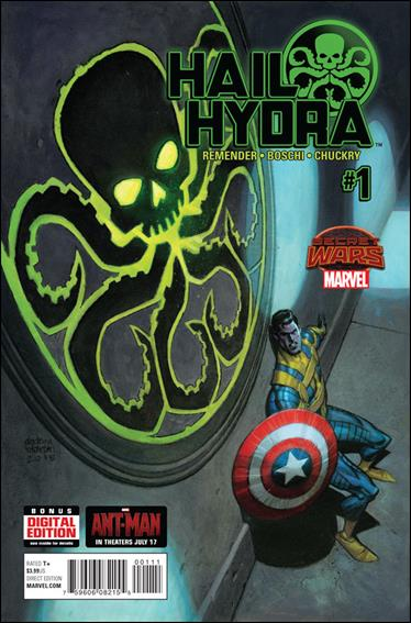 Hail Hydra 1-A by Marvel