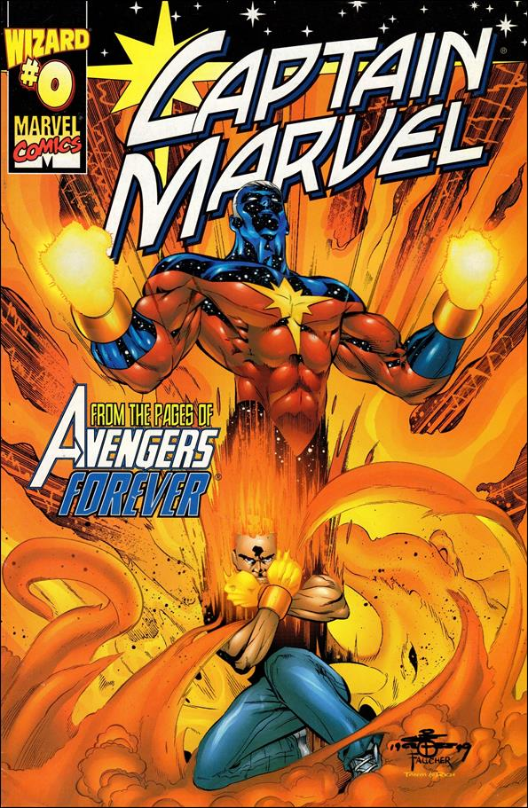 Captain Marvel (1999) 0-A by Marvel