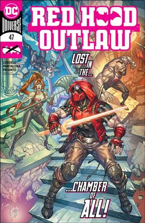 Red Hood: Outlaw 47-A