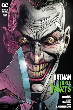 Batman: Three Jokers 3-E