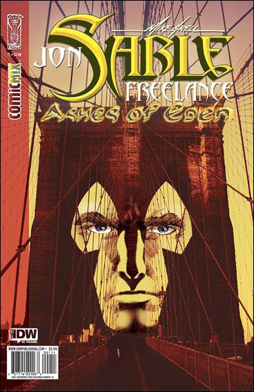 Jon Sable Freelance: Ashes of Eden 1-A by IDW