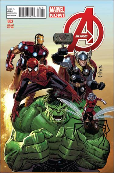 Avengers (2013) 2-B by Marvel