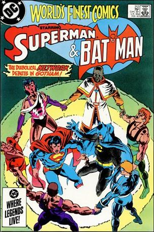 World's Finest Comics 312-A