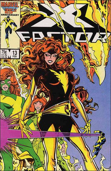 X-Factor (1986) 13-A by Marvel