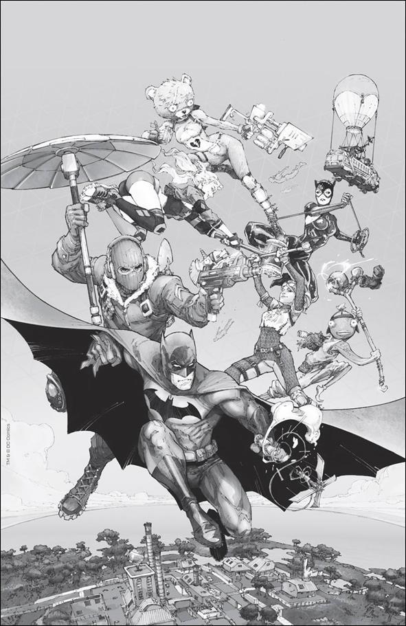Batman/Fortnite: Zero Point 1-H by DC