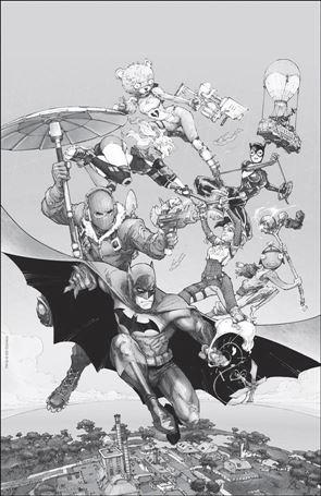 Batman/Fortnite: Zero Point 1-H