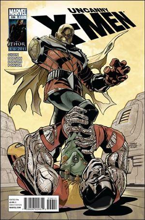 Uncanny X-Men (1981) 536-A