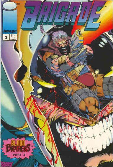 Brigade (1993) 2-B by Image