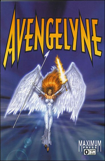 Avengelyne (1996) 0-A by Maximum Press
