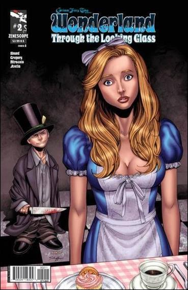 Grimm Fairy Tales Presents Wonderland: Through the Looking Glass 2-A by Zenescope Entertainment